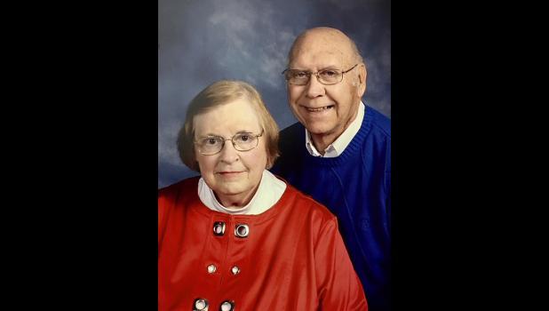 Jeanette and Joe Leinen