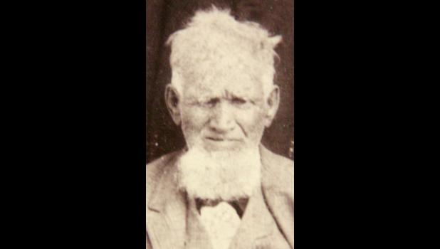 McIntosh ...one of Shelby County's earliest settlers