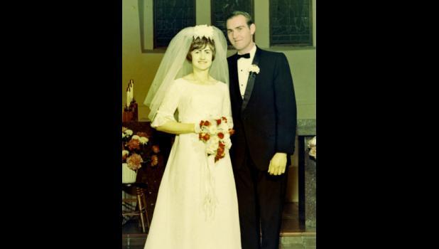 Gladys and Dan Rau