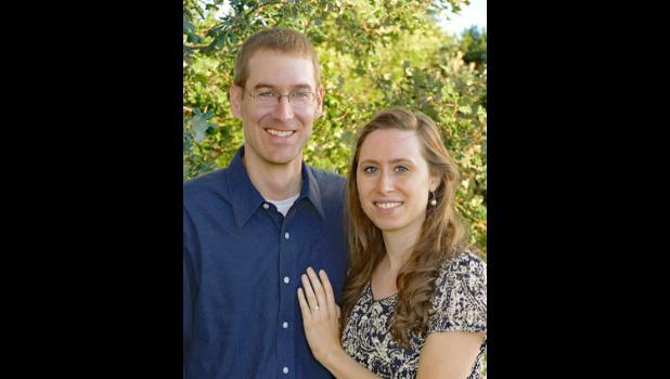 Travis Peters and Regina Reinig