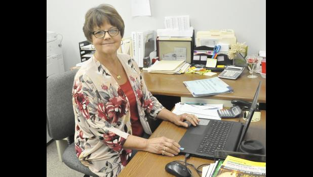 Suzanne Rasmussen has enjoyed volunteering at SCCO.