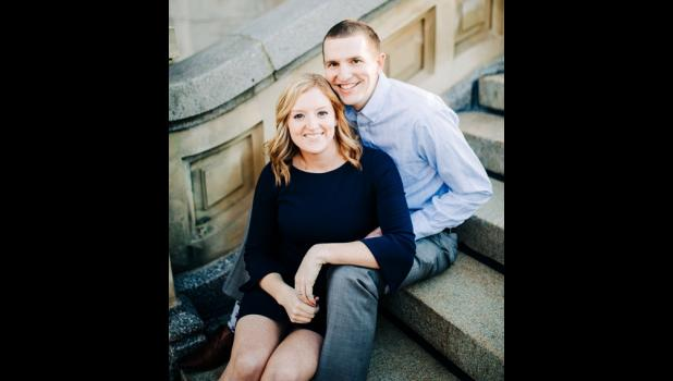 Shannon Coughlon and Michael Schwery