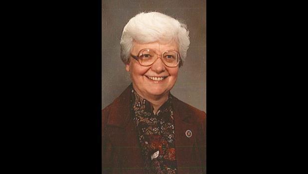 Sr. Amelia Nowatzke O.S.B.
