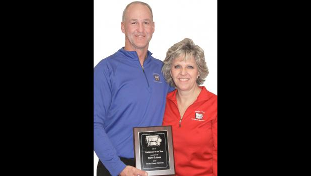 Cattlemen of the Year, Steve and DeeDee Leinen