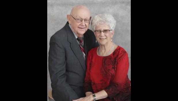 Robert and Catherine Thoms