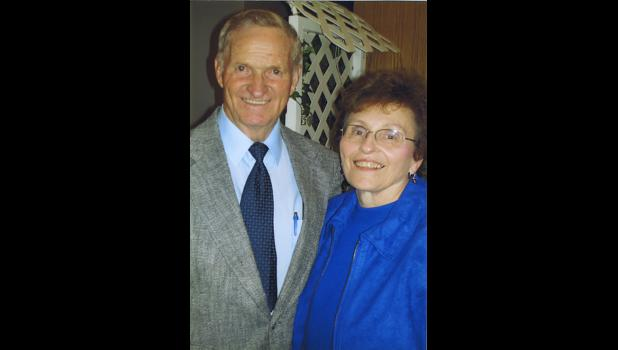 Ralph and Elaine Tremel