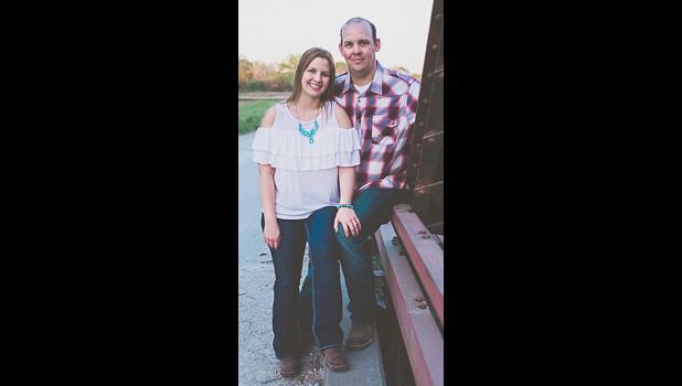Stephanie Wingert and Jared Henscheid