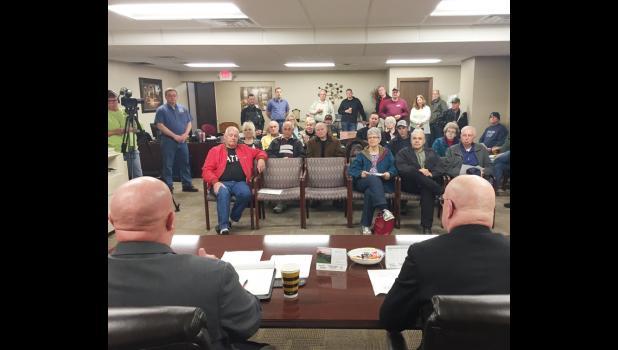 Legislators brief Shelby Countians