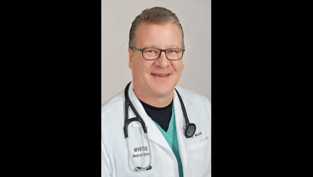 Dr. Scott Markham