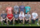 Harlan Community Boys' State Track Qualifiers & Alternates