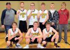 Earling CYO Basketball Team
