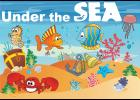 Under the Sea is the theme for this year's Harvest Fest