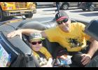 Photo highlights from 2016 include: Jaxon Rold and Mitch Osborn were parade marshalls for the HCHS Homecoming Parade.