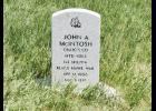 McIntosh tombstone